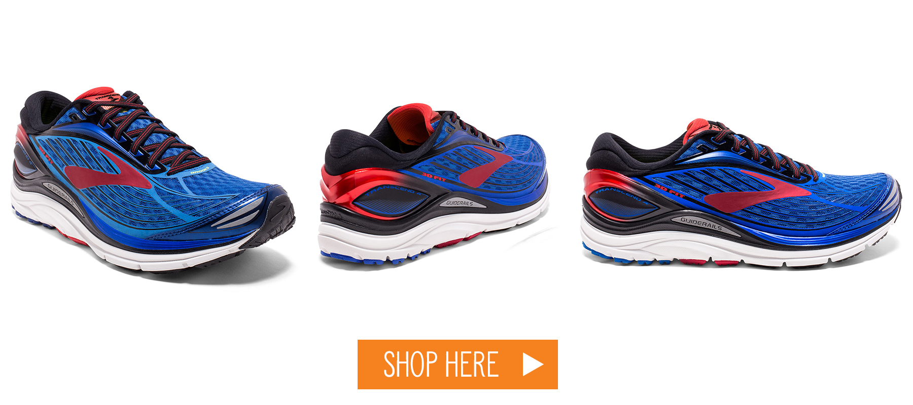e2d89af6249 Review of the Brooks Transcend 4 running shoes