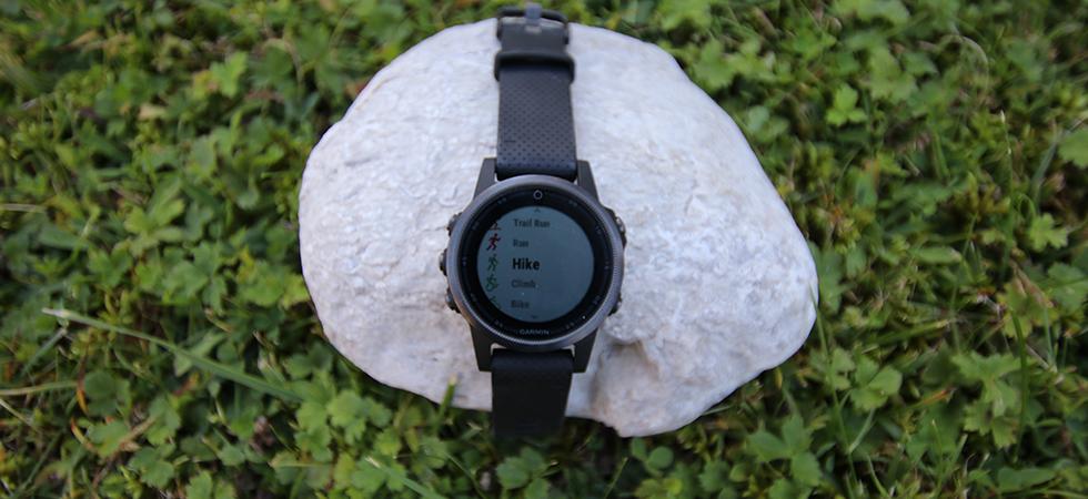 Garmin Fenix 5S GPS multisport GPS watch product review