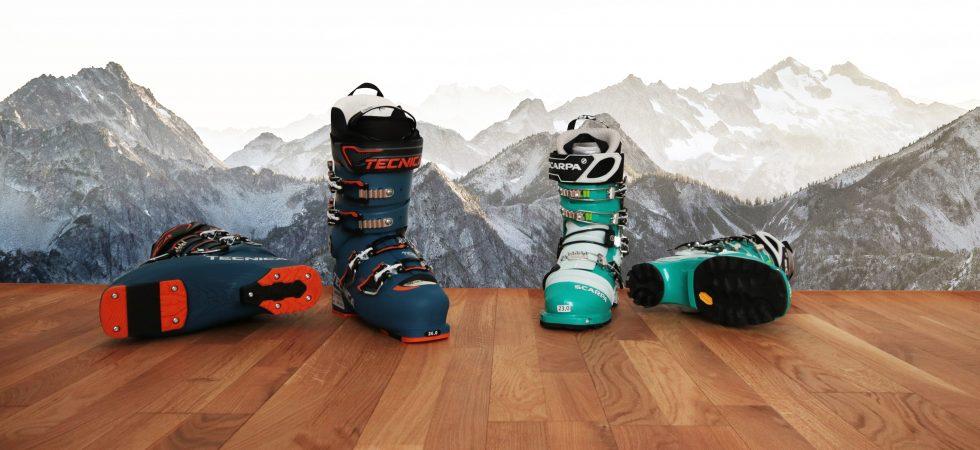 e2442020459f99 Finde alle Alpinskischuh-Sohlenlängen im Überblick