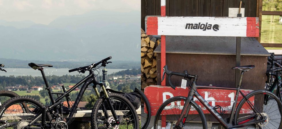 Win an unforgettable one-day bike adventure with Maloja in Chiemgau