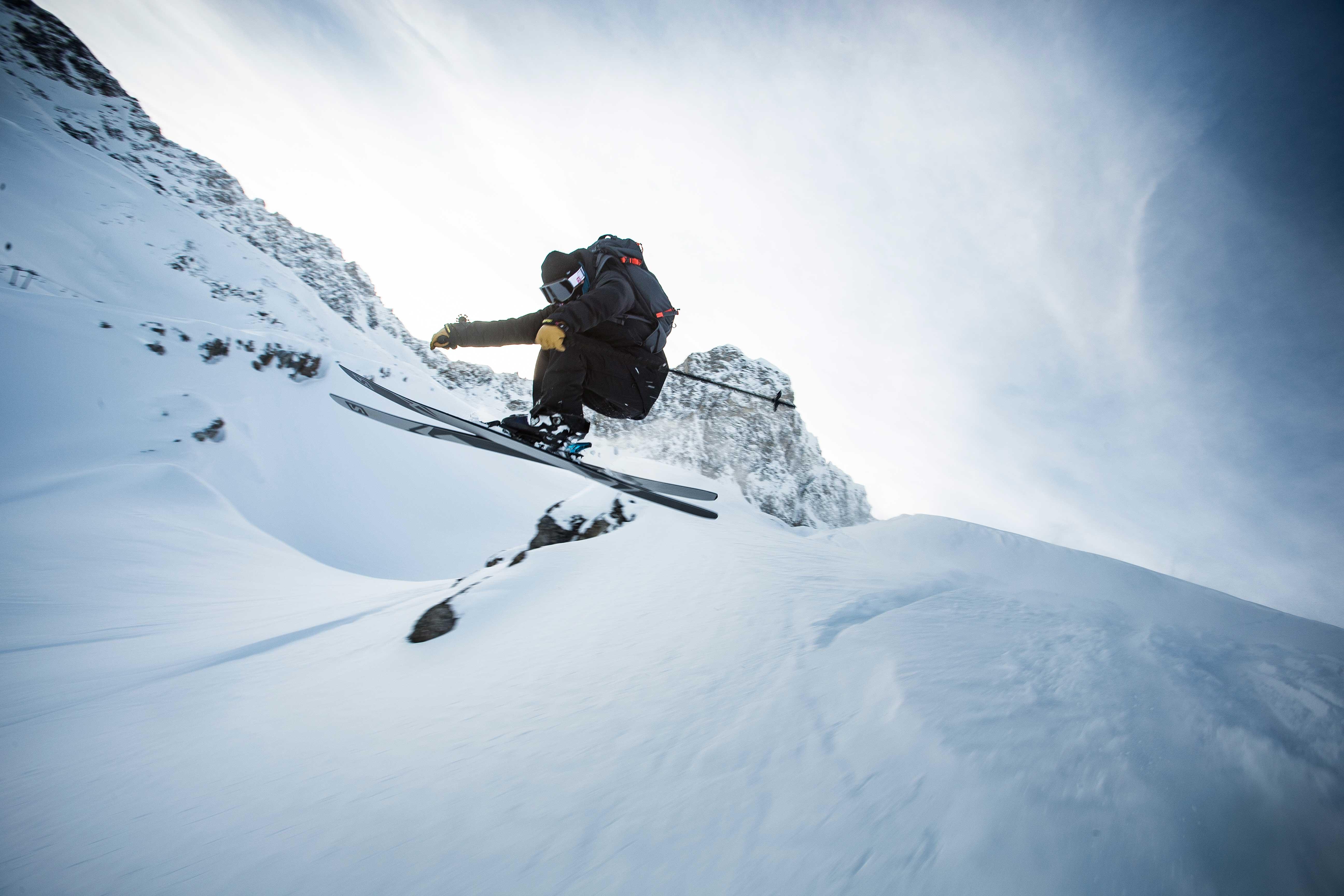 Salomon QST skis and Shift bindings | Sport Conrad Blog